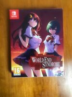 World End Syndrome Limited Edition Nintendo Switch  NEW SEALED