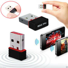 Mini Wireless 150Mbps USB 2.0 Adapter WiFi 802.11n Dongle i Network Lan Card