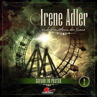 IRENE ADLER 02-GEFAHR IM PRATER-IRENE ADLER-SONDERERMITTLERIN DER KRONE CD NEW