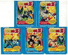 Peru 1999 Navarrete DragonBall Z - El Sacrificio de Goku Sticker Pack x5