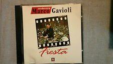 ORCHESTRA MARCO GAVIOLI - FIESTA. CD CAROSELLO TIMBRO SIAE ROSSO A SECCO