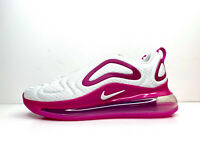 Nike Air Max 720 Mesh W Trainers White Fire Pink UK 7.5 EUR 42 US 10 CN9506 100