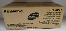 Genuine Original Panasonic UG-3221 Fax Toner Cartridge Black UG3221