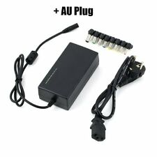 96W Universal Power Charger Adapter AC 110V/240V For Laptop/Notebook AU Plug IT