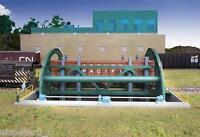 Walthers 533903 Spur H0, Waggonkipper, USA Train Modell Bausatz 1:87