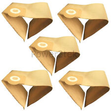 5 x zr81 Sacchetti per aspirapolvere Goblin 65015 65017 67032 HOOVER NUOVO