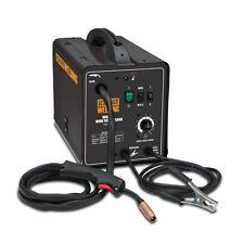 Chicago Electric Welding MIG/Flux Cored Welder 170 Amp-DC, 240 Volt, Four Output