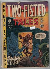 Two-Fisted Tales-#22 He-Man Adventure (Ger)