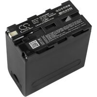 Battery For Sony HVR-M10C (Videocassette record, HVR-M10N (Videocassette record