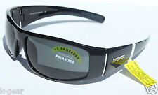 SUNCLOUD Atlas Bifocal/Readers +1.50 POLARIZED Sunglasses Black/Gray NEW Smith