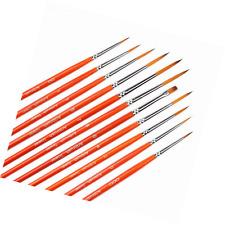 Detail Paint Brush Set - 11 Pieces Miniature Brushes,Artists, Modellers
