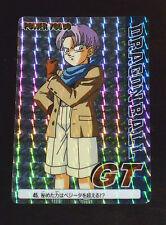 DRAGON BALL Z GT DBZ AMADA PP PART 30 CARDDASS CARD PRISM CARTE 45 SOFT JAPAN NM