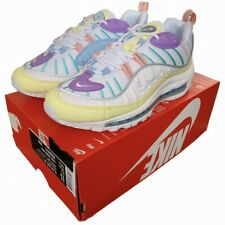 Nike Air Max 98 Easter Pastels Shoes UK6/US8.5/EU40 BRAND NEW UNWORN AH6799-300