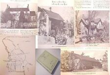 SpFmPs.HISTORY OLD HOMES BOONTON MONTVILLE NJ;DENVILLE PARSIPPANY TROY HILLS+