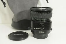 Canon TS 45mm f/2.8 Lens Tilt/ Shift