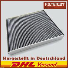 Filteristen Innenraumfilter Aktivkohle für Chevrolet, Opel Meriva B, Saab 9-5