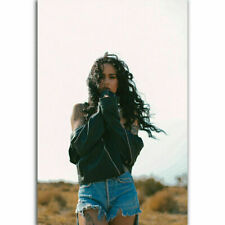 New Kehlani Custom Music Singer Star T-270 Silk Fabric Poster