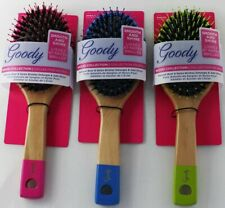 Goody Natural Boar Bristle Hair Brush (3 pack)
