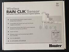 WR-CLIK Hunter Rain Clik Wireless Rain Sensor for sprinkler irrigation system