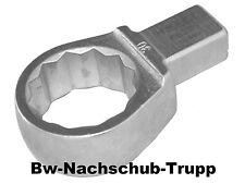 Hazet Ring Einsteckwerkzeug SW 30 mm 14x18 Einsteckschlüssel Drehmomentschlüssel