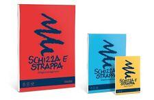 1 BLOCCO PER DISEGNO SCRITTURA SCHIZZA/STRAPPA A5 CARTOLERIA 14,8X21CM