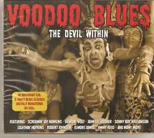 VOODOO BLUES THE DEVIL WITHIN 2 CD BOX SET