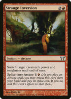 1X FOIL Strange Inversion MTG Magic CHAMPIONS OF KAWIGAMA #192