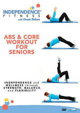 DVD: Independence Fitness: Abs & Core Workout for Seniors, -. Acceptable Cond.: