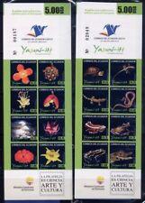 Ecuador 2011 Amphibien Reptilien Pflanzen 3289-3304 Markenhefte Postfrisch MNH