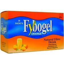 FYBOGEL ORANGE ISPAGHULA HUSK NATURAL FIBRE DRINK - 30 SACHETS**Free Delivery**