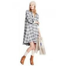 Hatch Collection The Flannel Shirt Dress Size 2 Maternity Medium