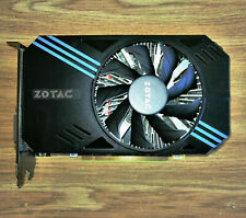 Used! NVIDIA Zotac GeForce GTX 1060 3GB