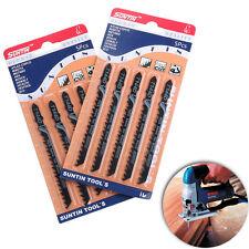 Conjunto de 10 suntin T144D HCS Hojas rápido corte para madera