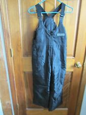 SLEDMATE SKIING SNOWMOBILE YOUTH SIZE 8 BIBS SNOW PANTS WINTER SPORTS