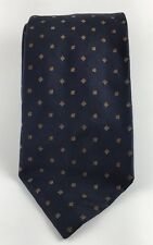 Mens Preowned Burberry London Blue Neck Tie
