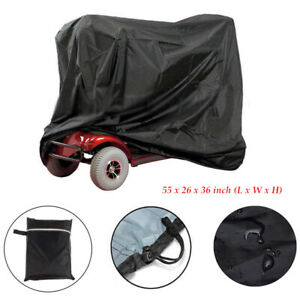 """55x26x36""""Mobility Scooter Storage Cover Wheelchair Waterproof Rain Durable"""