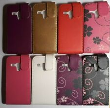 Vertical style PU leather flip phone case cover for Samsung Galaxy S3 mini i8190