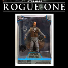 Bodhi Rook The Pilot Elite DieCast Action Figure 6'' Rogue One Star Wars Story