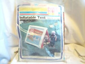Vintage Burger King Inflatable Toy Tent Alvimar