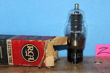 Radio Tubes 6BG6G 6BG6 RCA Black PLate Power Tube P box LV NOS