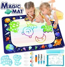 """New listing Toys for Kids Age 2 - 8 Years Old Boys Girls Water Drawing Mat 39.4"""" X 27"""""""