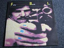 Funky Bands Inc.-FBI LP-1992 UK-Funk-Disco-Soul-Album-33 U/min-Kongo Records