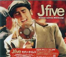 J-Five - Sweet Little Nothing Japan CD+DVD - NEW JFive