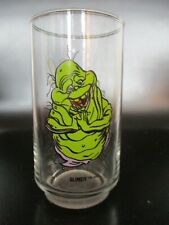 Vintage Ghostbusters 2 Slimer Drinking Glass