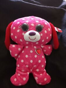 "First & Main Plush Gemies Stuffed Animal, Dog, 7"""