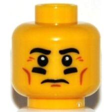LEGO® Kopf für Figur Head Tête Hoofd Cabeza Testa NEU