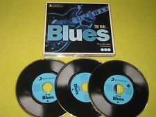 The Real Blues The Ultimate Collection 3 CD Album ft Fleetwood Mac Muddy Waters