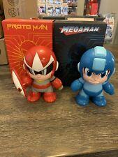"Mega Man & Proto man SDCC 7"" Vinyl Figure by Kidrobot"