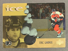 1998-99 McDonalds Upper Deck Ice - #10 Eric Lindros - Philadelphia Flyers