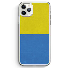 Ukraine Flagge iPhone 11 Pro Hülle Motiv Design Ukrajina Cover Hardcase Handy...